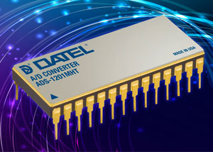 ADS-1201 : Analog-to-Digital Converter for High Temperature Applications