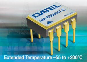 AM-606HT: DATEL Series are Dual Operational Amplifiers