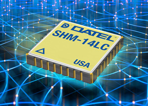 SHM-14 : World's fastest stand-alone 14-bit sample-and-hold amplifier acquires in 35 ns to 0.003% accuracy